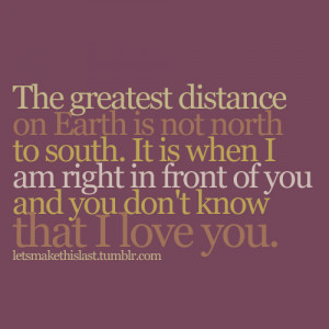 ... Quotes , Friends Picture Quotes , Love Picture Quotes , Unspoken Love
