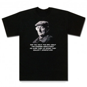 Sopranos Junior Funny Quote T Shirt