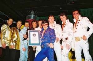 ... fair, Elvis would be alive and all the impersonators would be dead