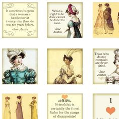 Quotes from Janne Austen.Mrs.Bennet Quote(Those who do not complain ...