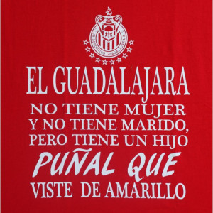 Chivas - Funny Mexican T-shirts