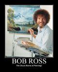 Bob Ross Paintings: Mountains