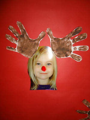 My Top 10 Favorite Christmas Crafts made with hands & feet from around ...