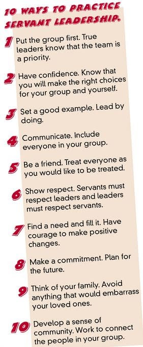 Inspirational-Servant Leadership