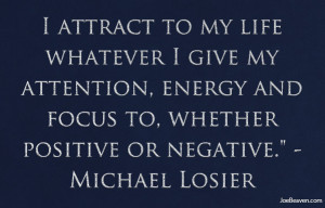 ... – Proof that the Law of Attraction works! Celebrity Testimonies
