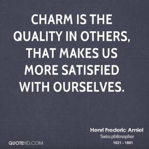Henri Frederic Amiel Quotes