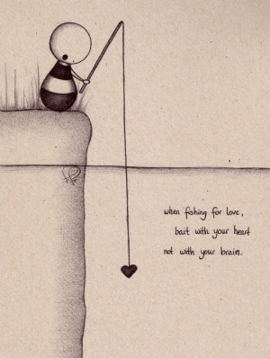 Cute Love Quotes Fishing