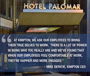 Best Hospitality Employers In North America - Kimpton Palomar