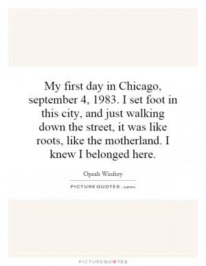 Chicago Quotes