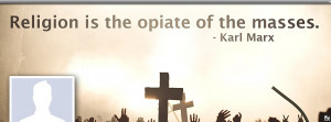 Download Free Facebook Cover Photo Karl Marx Religious Quote