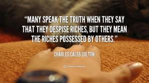 Speak The Truth Quotes