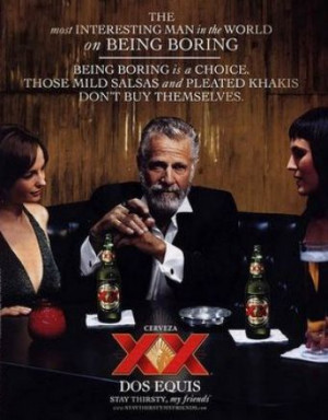 The most interesting man in the world commercial pictures 2