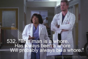 mark sloan, quotes, whore, greys anatomy bailey