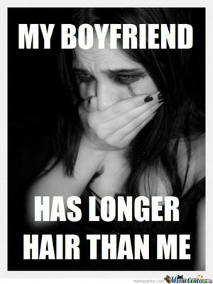 First World Metal Girl Problems