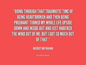 Quotes About Being Heartbroken Preview quote