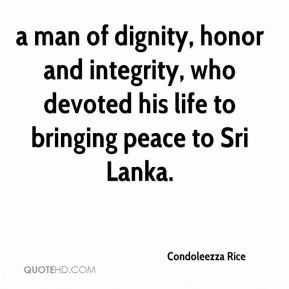Quotes On Integrity And Honor