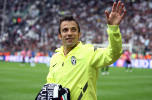 Alex Del Piero Concede Chat