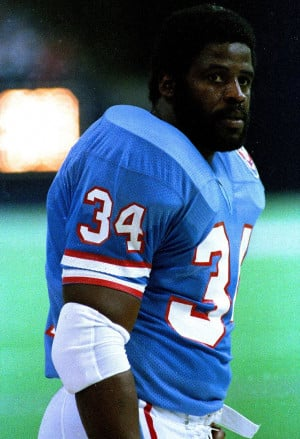 Earl Campbell Pictures