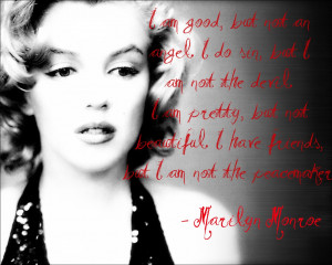 Famous Quotes About Life By Marilyn Monroe Hd Dont Make Me Smile Alone ...