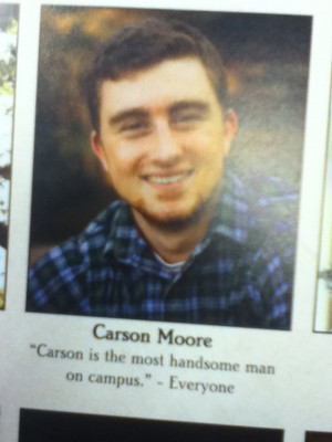 10 Funny Yearbook Photos and Quotes!