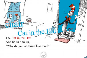 cat in hat book pictures. quot;Cat in the Hatquot; eBook on