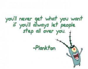Quotes from Spongebob Squarepants