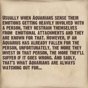 Aquarius Woman Quotes