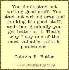 Octavia E. Butler More