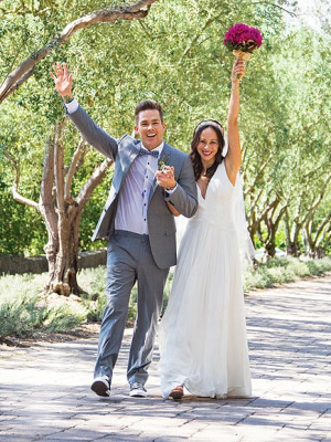 Mark McGrath Weds Girlfirend After Dating Her for 18 Years