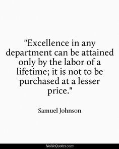 excellence quotes excellence quotes excellence quotes excellence ...