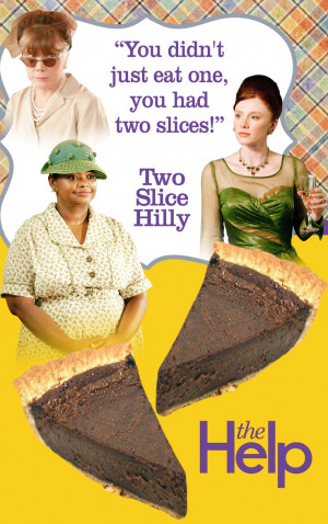 Two Slice Hilly...I thought this would be appreciated :) LOL Here is a ...