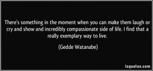 More Gedde Watanabe Quotes