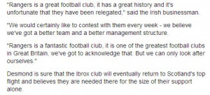 Since Spiers and some in Scottish football are so fond of quotes, how ...