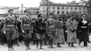 Italian Jewish leaders honor Nazi-deported Carabinieri force