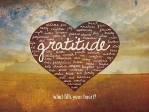 Famous Quotes About Gratitude