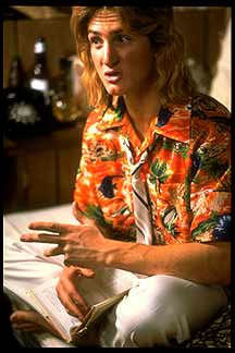 ... Spicoli, the surfer guy and outsider in 'Fast Times at Ridgemont High