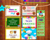 Lunch Notes, Lunch tags, School tags, Everyday quote, Kids quotes ...