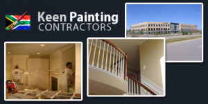 YOU ARE HERE: Painting Contractors in Pretoria