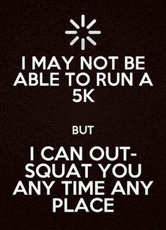 You Had Me At Squats