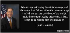 the minimum wage, and the reason is as follows: When the minimum wage ...