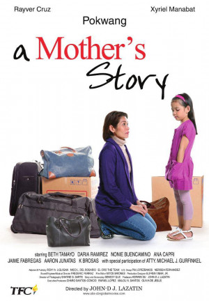 Mother's Story' Starring Pokwang – Movie Poster, Trailer and ...