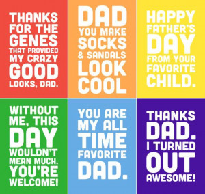 day printable father s day fathers day diy gifts funny printable cards ...