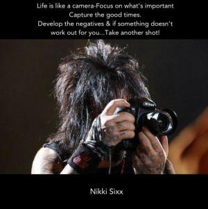 Nikki Sixx Quotes