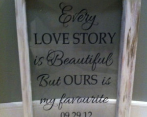 VINYL ONLY-Romantic Sayings Vinyl - Master bedroom -Wedding- Every ...
