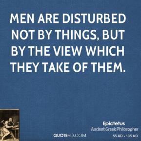 Disturbed Quotes