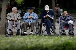 ... to visit aging parents as elderly care poses problem for nation