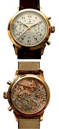 Aerowatch: Chronograph Valjoux 22