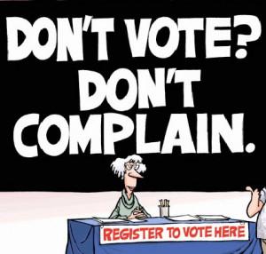 Compulsory voting?