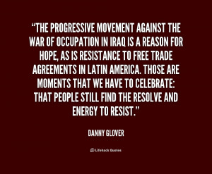 Progressive Movement Quotes