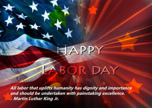 Inspirational Happy Labor Day 2015 Sayings